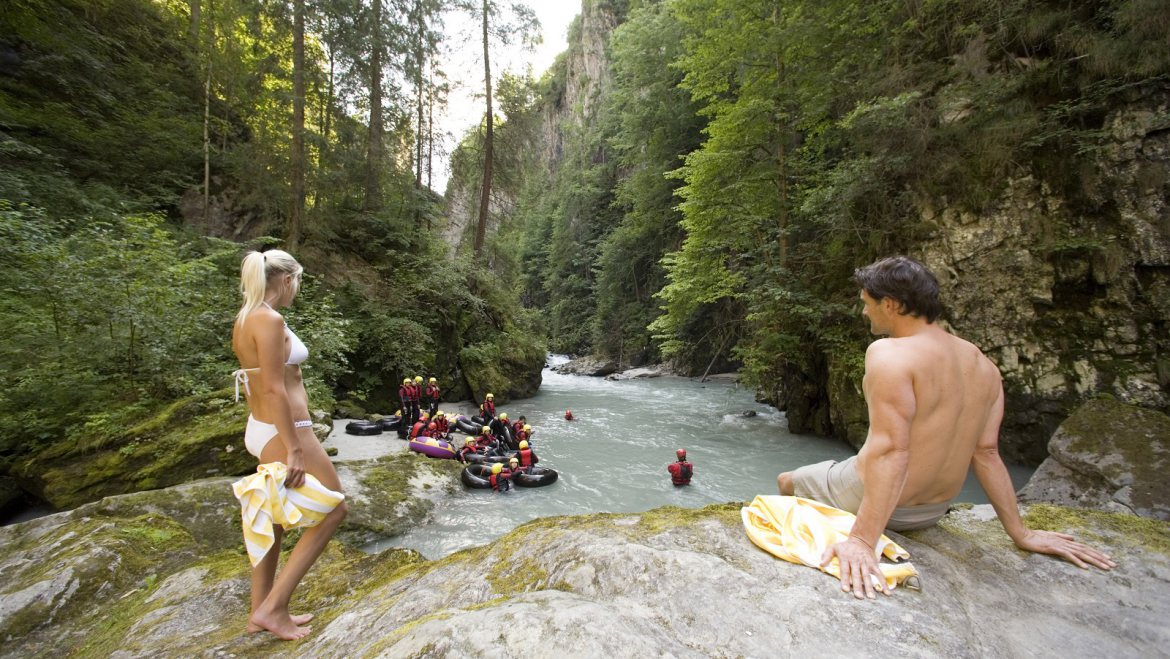 Nature Sport Weeks with rafting & canyoning
